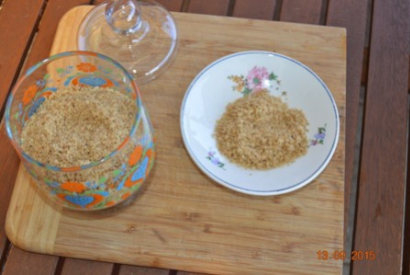 raw parmezan recept